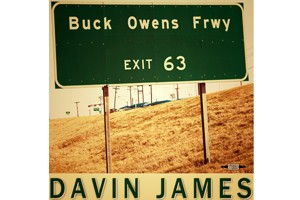Davin James - Buck Owens Freeway