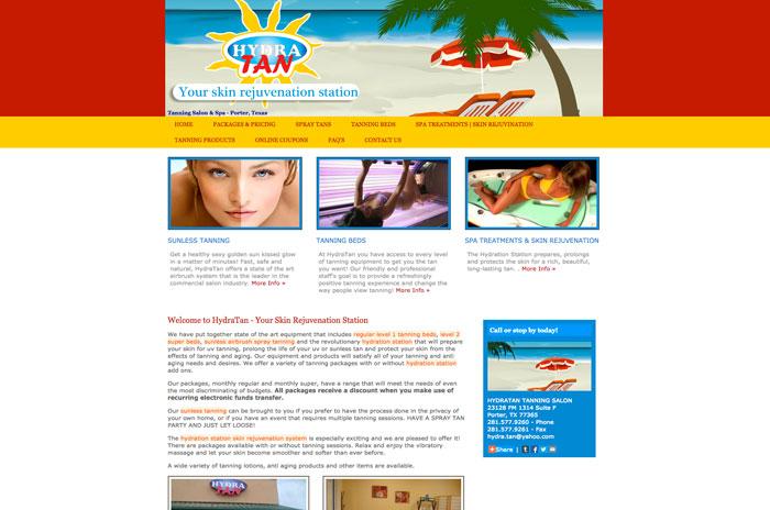 Hydra Tan Tanning Salon