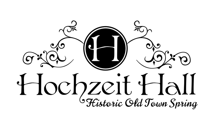 Hochzeit Hall in Old Town Spring, Texas