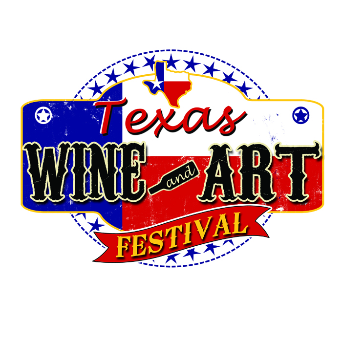 Texas Wine and Art Festival in Old Town Spring, Texas