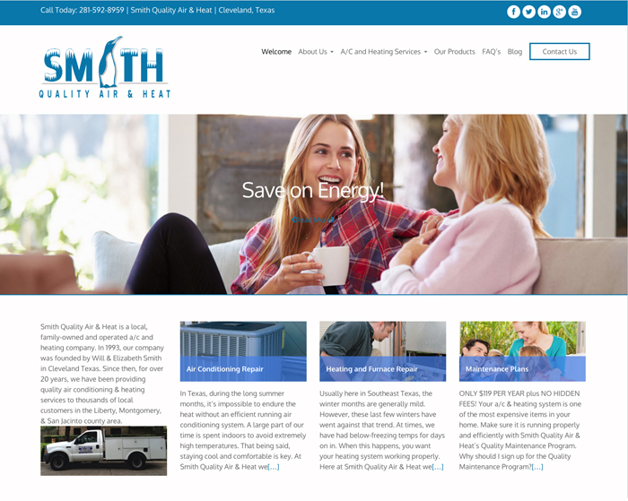 Smith Quality Air & Heat