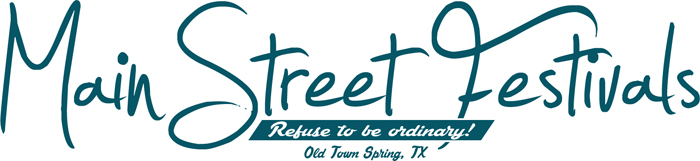 Main Street Festivals in Old Town Spring, Texas